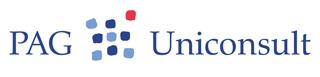 PAG Uniconsult – doradztwo gospodarcze, ewaluacje, badania, analizy Logo